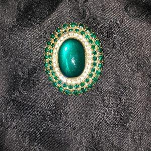 Women's christmas pendant